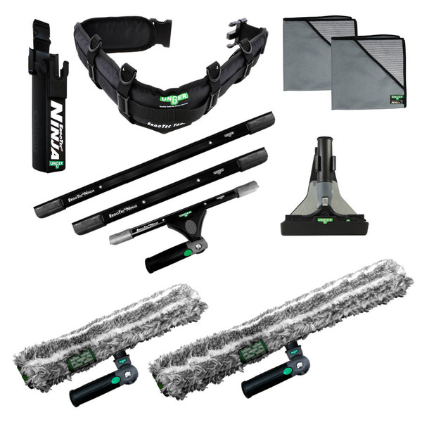 Window Cleaning Supplies Unger Ultimate Ninja Kit